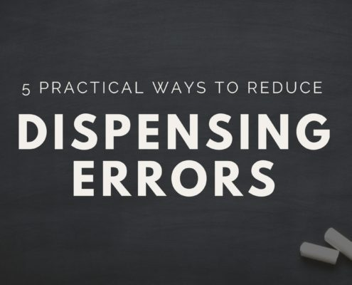 Dispensing errors