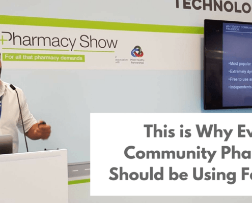 WHY EVERY SINGLE COMMUNITY PHARMACY SHOULD BE USING FACEBOOK