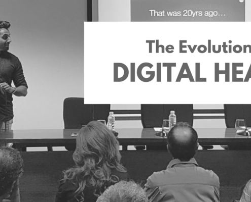 The Evolution of Digital Health