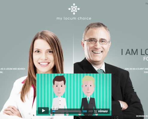 DRIVING ACQUISITION, VISIBILITY AND RECOGNITION FOR MY LOCUM CHOICEDRIVING ACQUISITION, VISIBILITY AND RECOGNITION FOR MY LOCUM CHOICE