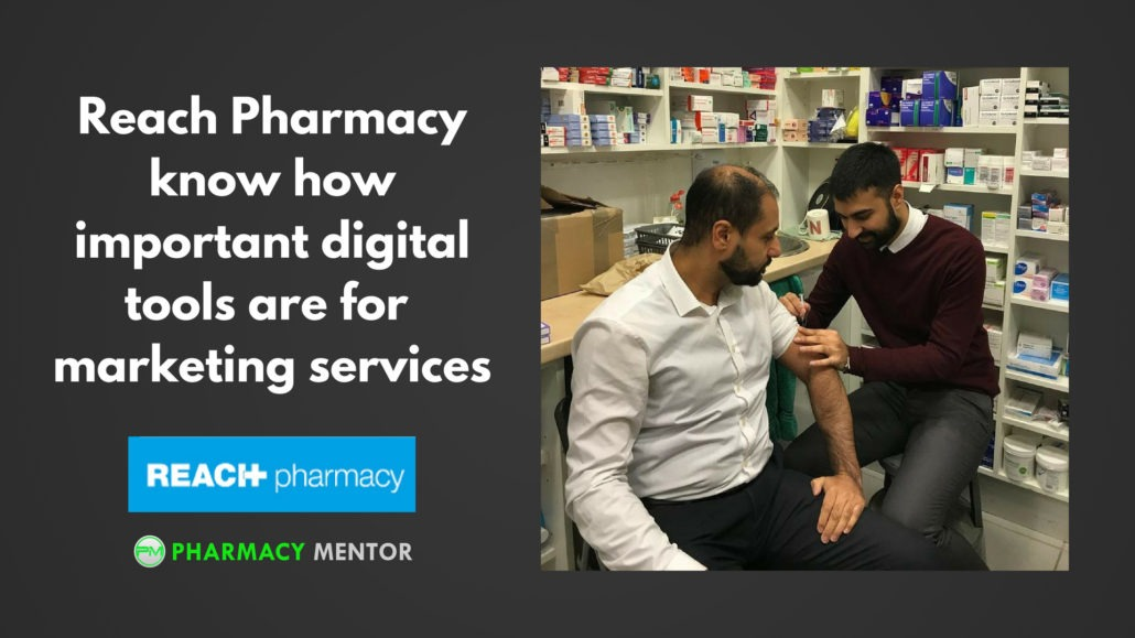 Marketing your Flu Jab Service Digitally will help you deliver more vaccinations