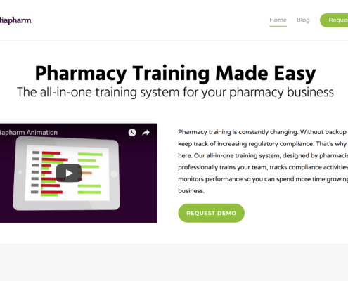 MediaPharm is an All-in-One Online Pharmacy Training provider