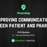 PharmZap - Improving Communication between Patient and Pharmacy