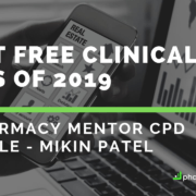 Clinical Pharmacy Apps