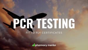 PCR Test Pharmacy