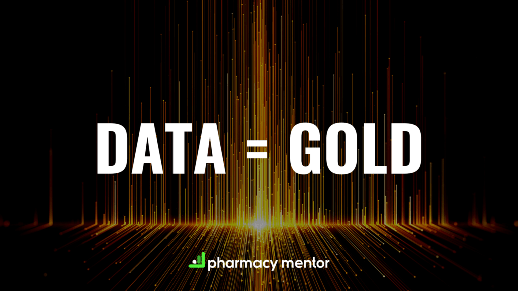How to collect data in a pharmacy
