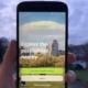 nextdoor social media app on pharmacy mentor phone