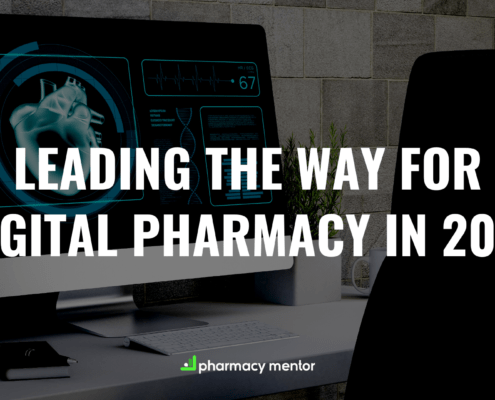 Leading the way for pharmacy digitally