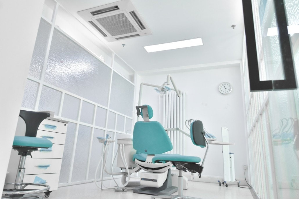 aesthetics clinic in a consultation room