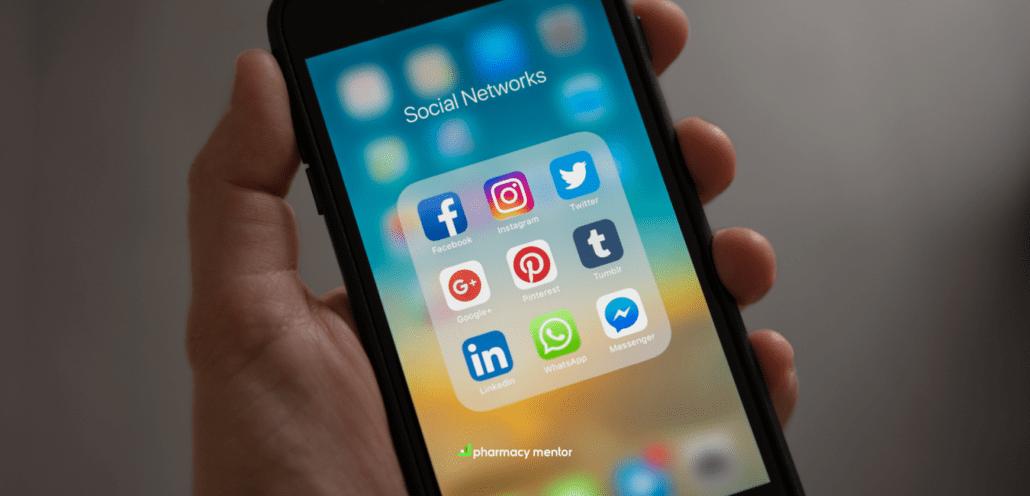 social media is a big focus for 2021