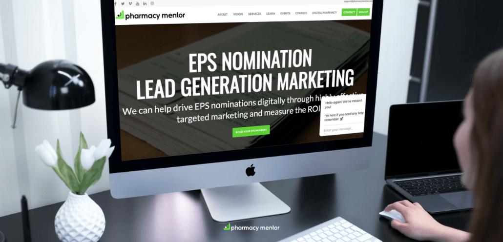 websites designed for pharmacies