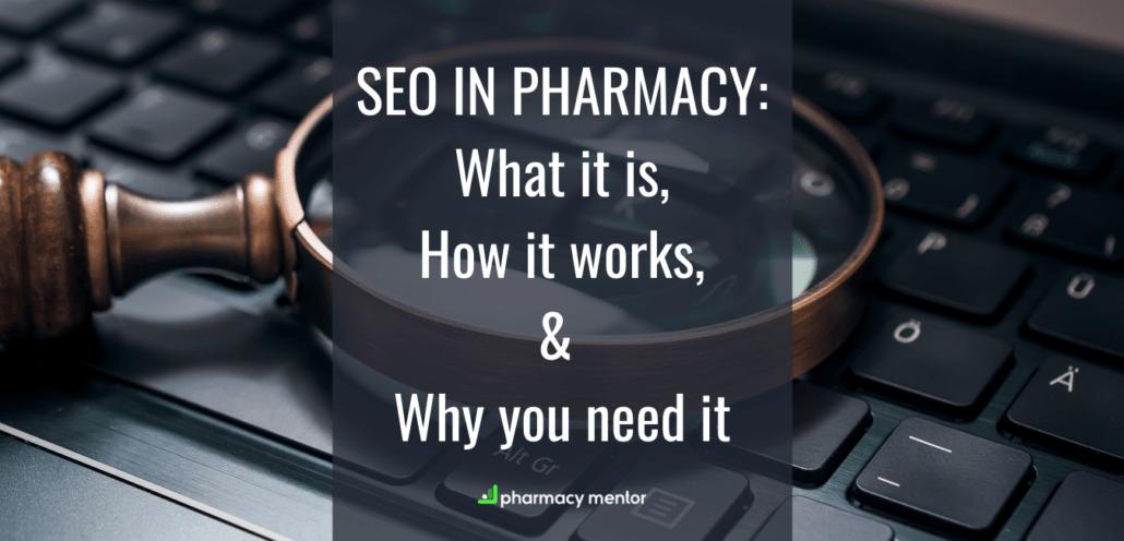 seo guide for pharmacy
