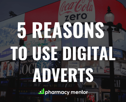 5 reasons to use digital adverts
