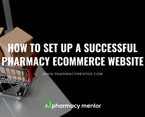 how to setup a successful pharmacy ecommerce website