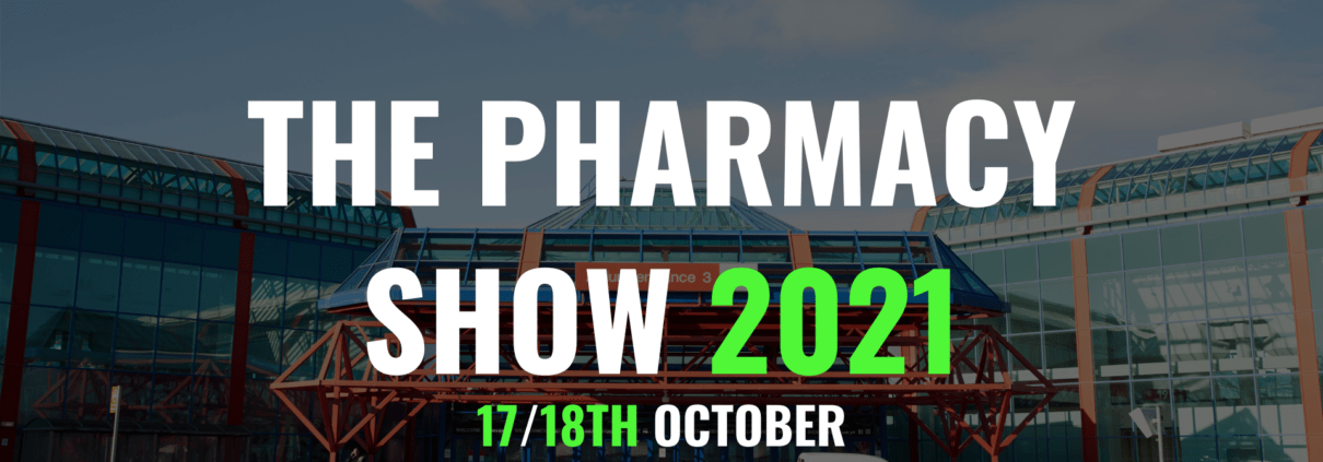 the pharmacy show 2021 17th and 18th of october at the nec arena