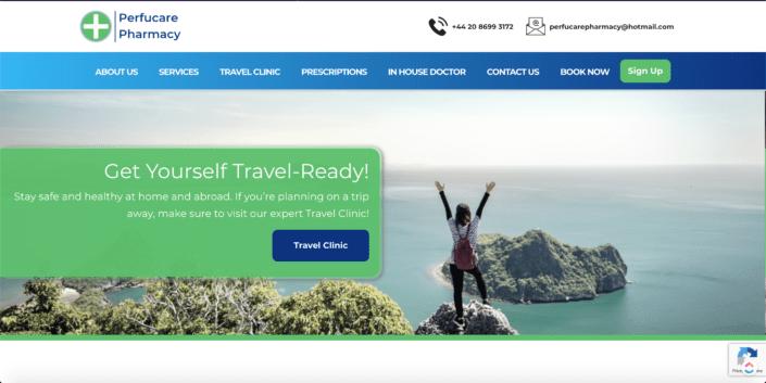 Independent Pharmacy Website